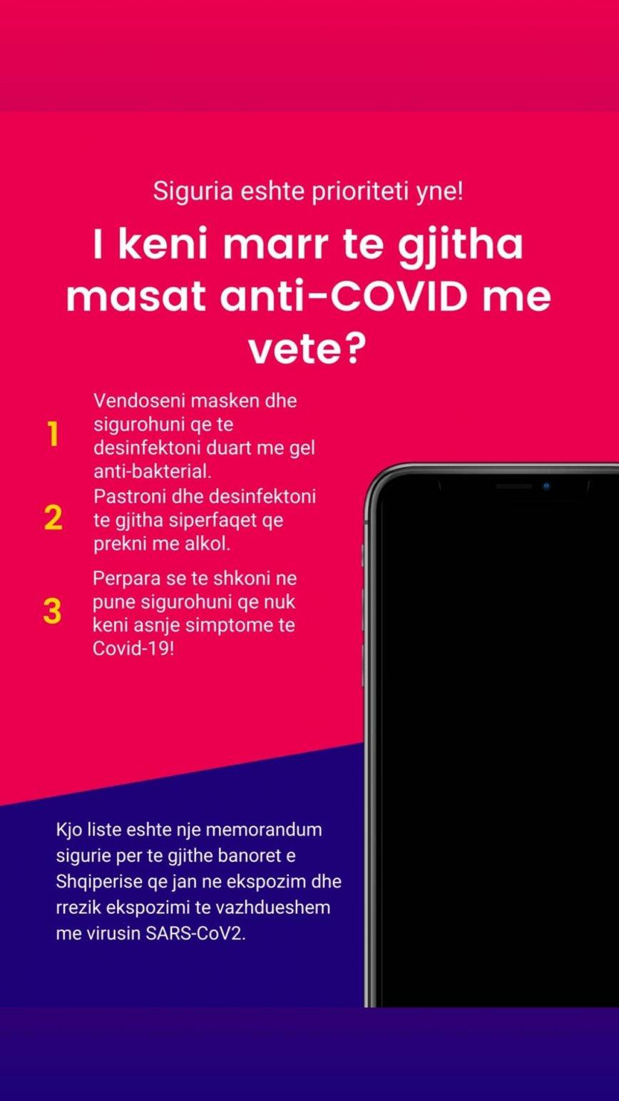Covid 19 news in Albania