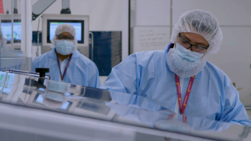manufacturing covid19 vaccine