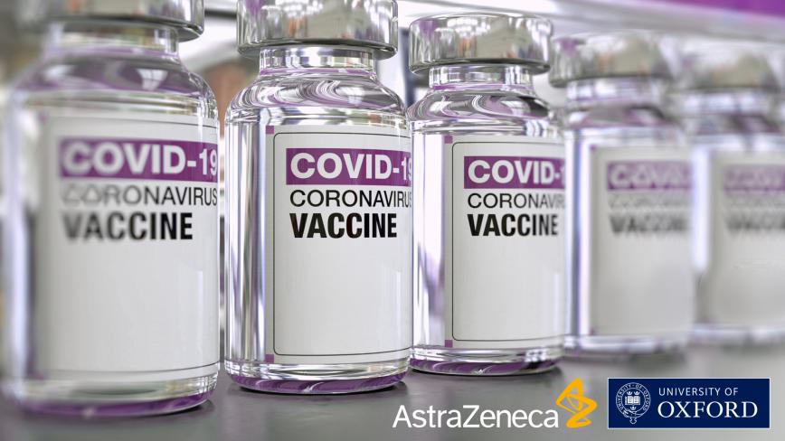 Astrazenca Covid19 Vaccine Photo