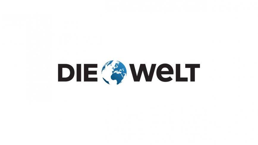 Die Welt Logo - Rejsi Farma -