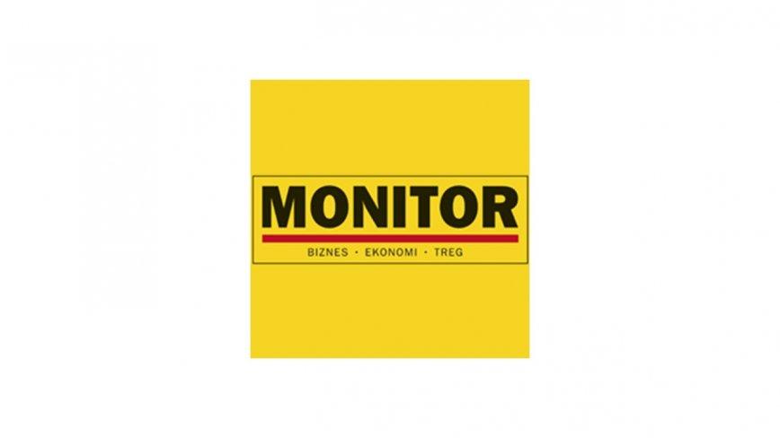 Monitor Albania Newspaper Official Logo