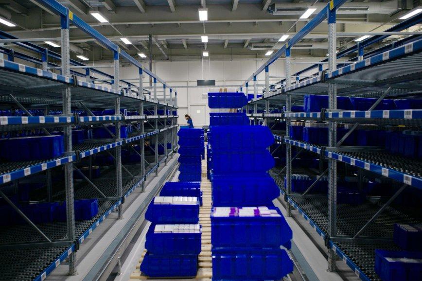 Pharmaceutical Logistics in Albania