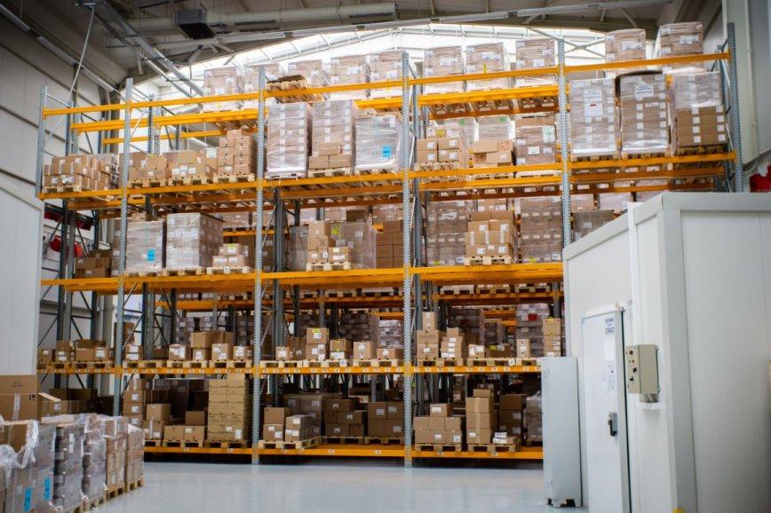 Warehousing pharma Albania