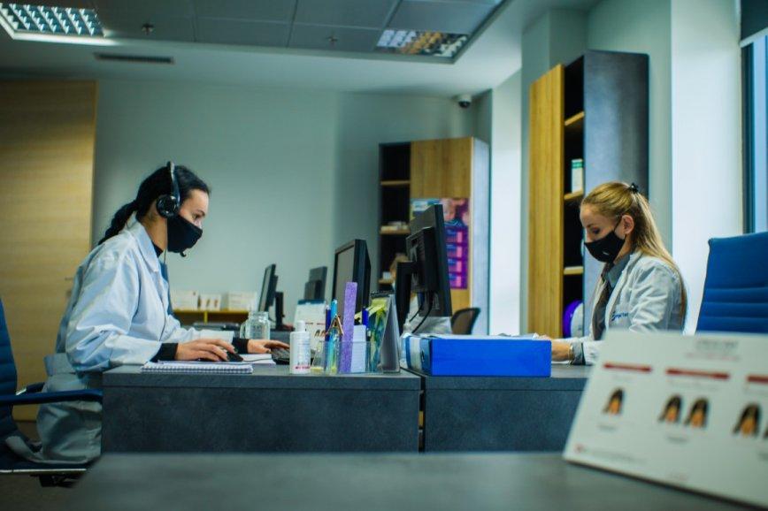 RejsiFarma Pharmaceutical Distributor in albania - Inside view
