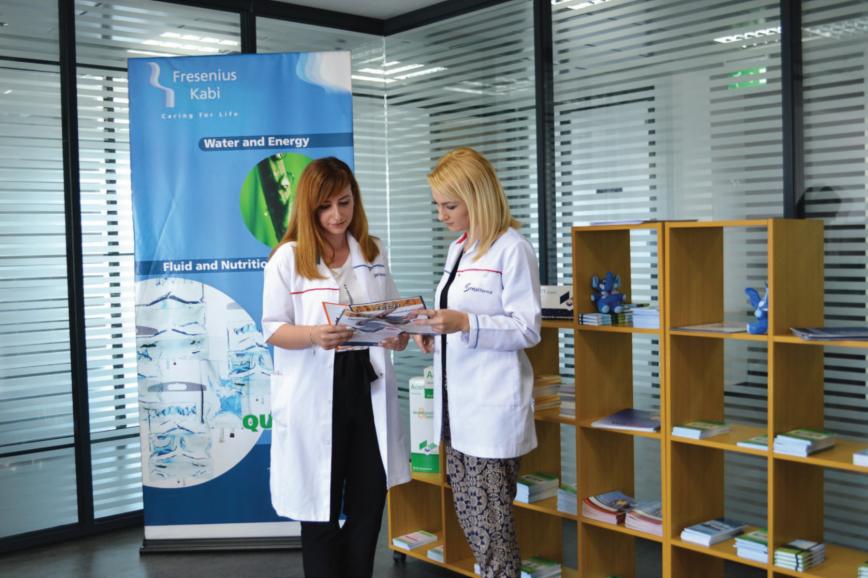 Marketing pharma products in Albania