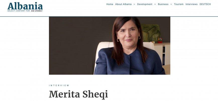 Interview with Merita Sheqi - rejsi farma