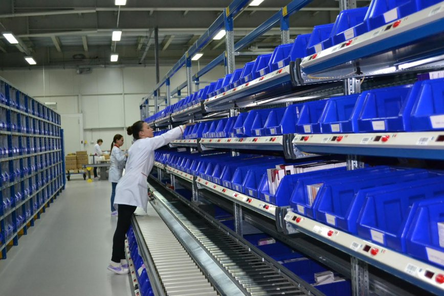 Distribution of High Quality Products to Albania